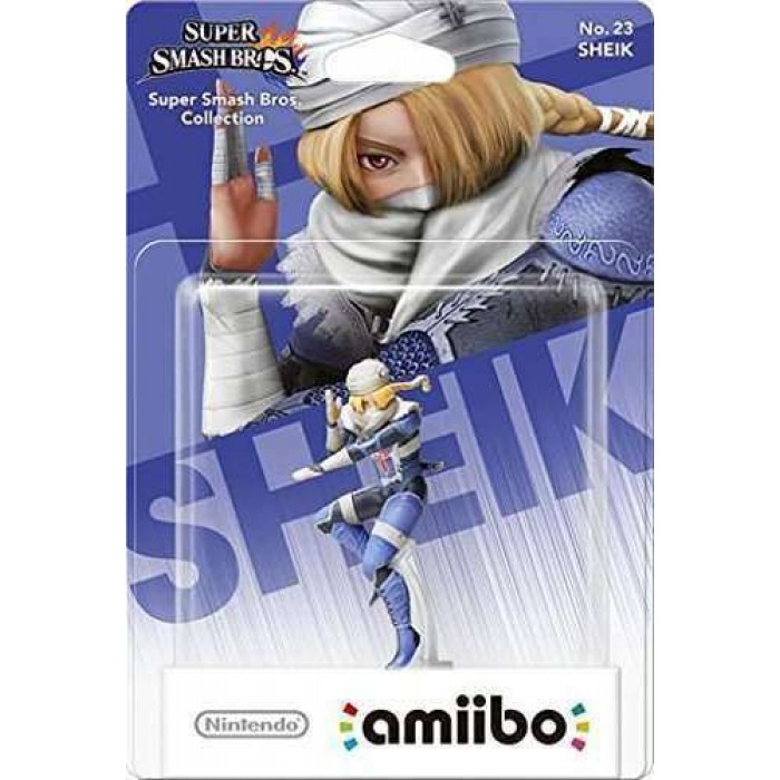 Super Smash Bros. Sheik Amiibo