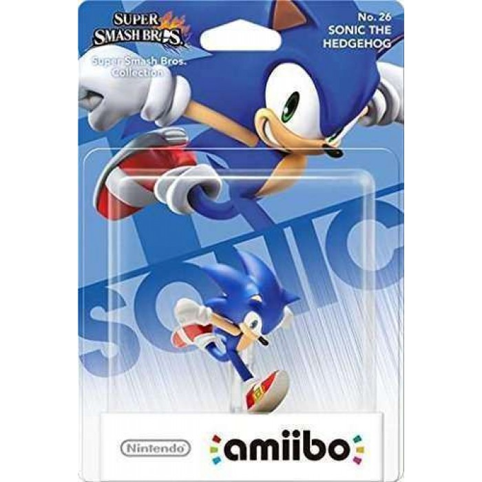Super Smash Bros. Sonic Amiibo