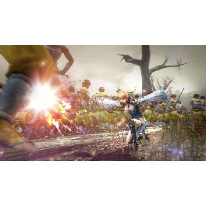 WARRIORS OROCHI 3 Ultimate - PlayStation 4