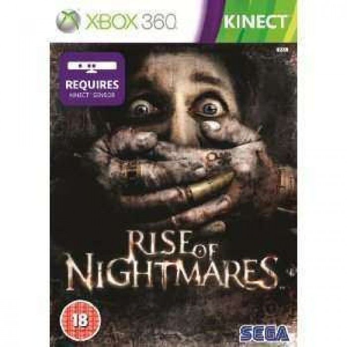 Rise of Nightmares - Kinect Compatible