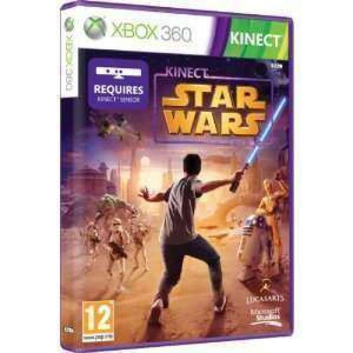 Star Wars Kinect - Kinect Required