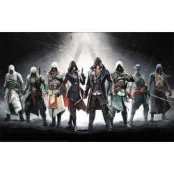 Assassin's Creed Story Recap Part 2- ملخص سلسلة العاب اساسين كريد الجزء الثاني