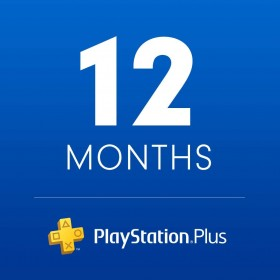 PlayStation Plus Card 1 Year Subscription - US Store - PSN