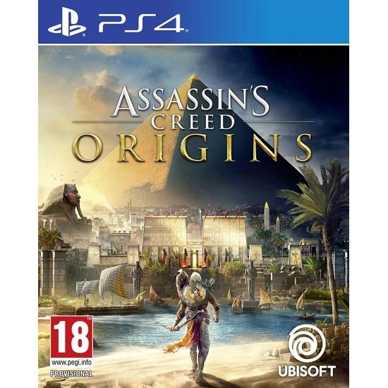 Assassin's Creed Origins - English  (PS4)