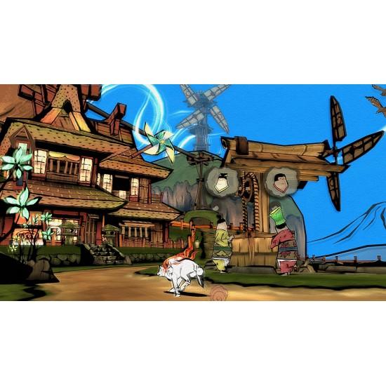 Okami (PS4)