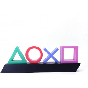 Playstation Game Icons Light