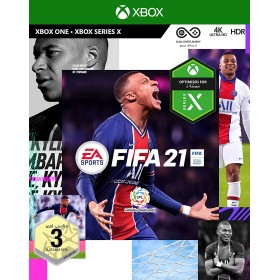 FIFA 21 (Xbox One/Xbox Series X) - Arabic