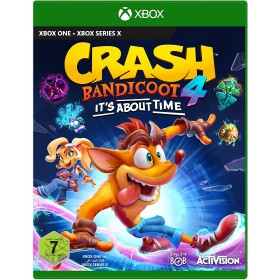 Crash Bandicoot 4 Its About Time (Xbox One/Xbox Series X) - Arabic
