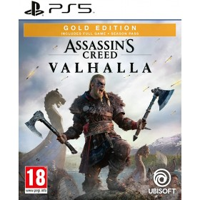 Assassins Creed Valhalla Gold Edition (PS5)
