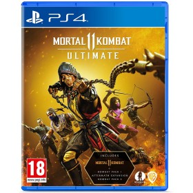 Mortal Kombat 11 Ultimate (PS4)