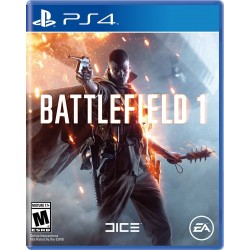 Battlefield 1 - region all - US Import- PlayStation 4