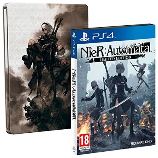 NieR: Automata PS4 LIMITED EDITION Steelbook