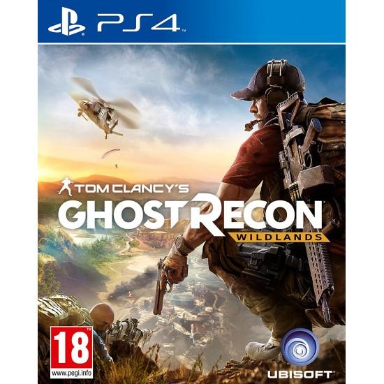 Tom Clancy's Ghost Recon: Wildlands (PS4)