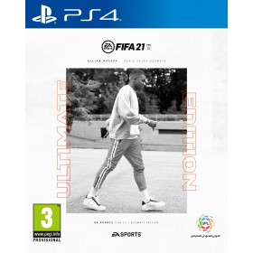 FIFA 21 Ultimate Edition - English /  Arabic (PS4)