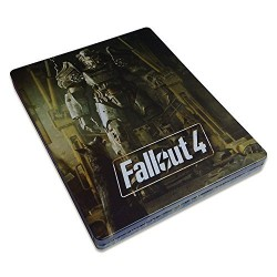 Fallout 4 - steelbook and post cards Playstation 4
