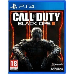 Call of Duty: Black Ops III (PS4) -Standard Arabic / English
