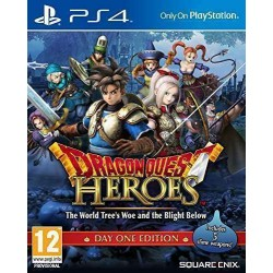 Dragon Quest Heroes: The World Tree's Woe and The Blight Below - PS4